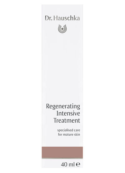 Dr Hauschka Regenerating Intensive Treatment