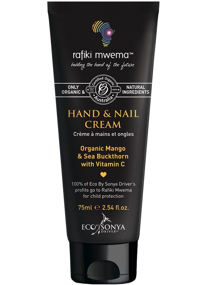 Eco by Sonya Rafiki Mwema Hand and Nail Cream