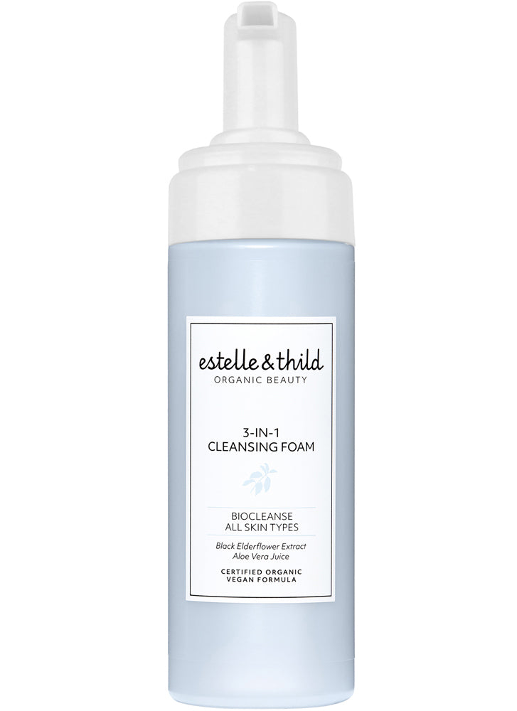 Estelle & Thild BioCleanse 3 in 1 Cleansing Foam