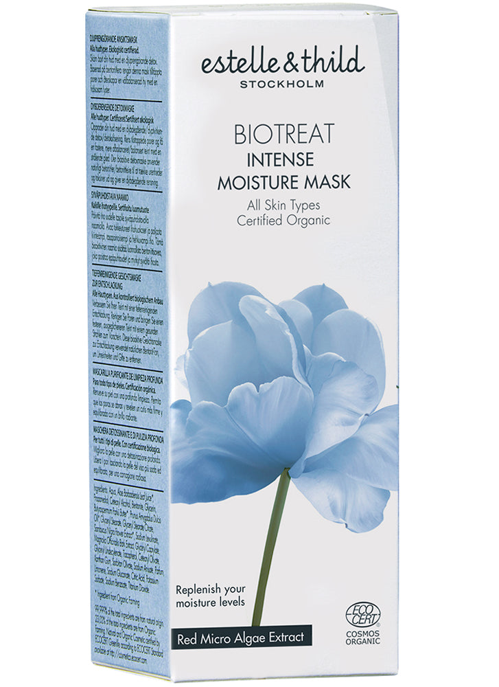 Estelle & Thild BioTreat Intense Moisture Mask