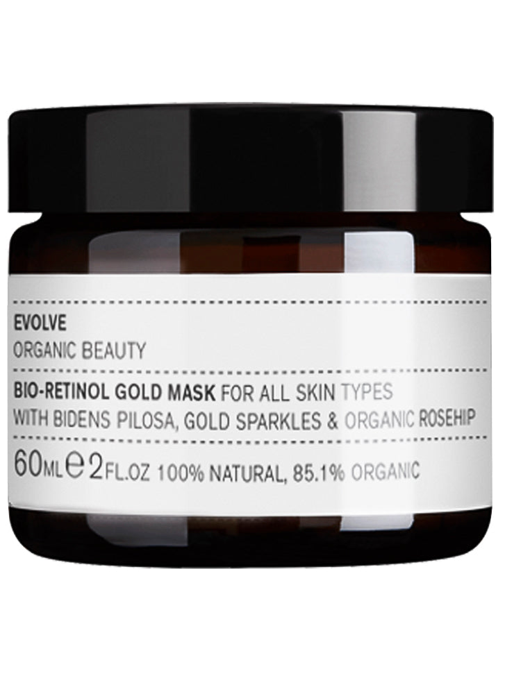 Evolve Bio Retinol Gold Mask