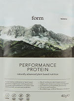 Form Nutrition Performance Protein Tiramisu sample