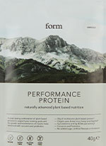 Form Nutrition Performance Protein Vanilla sample