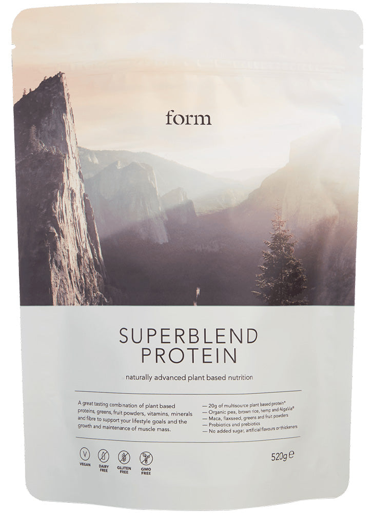 Form Nutrition Superblend Protein Toffee
