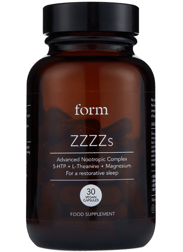 Form Nutrition ZZZZs Nootropic Capsules