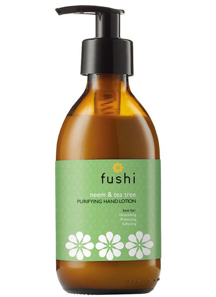 Fushi Protecting Neem & Tea Tree Hand Lotion