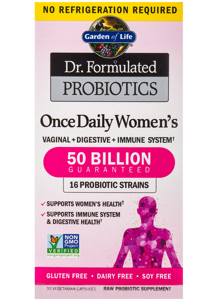Garden Of Life Microbiome Formula Once Daily Women's