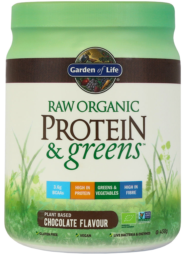 Garden of Life Organic Protein & Greens Chocolate