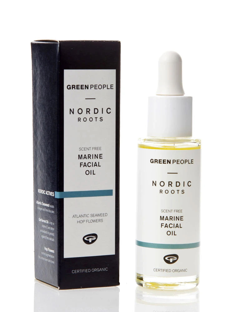 Green People Nordic Roots Marine Facial Oil