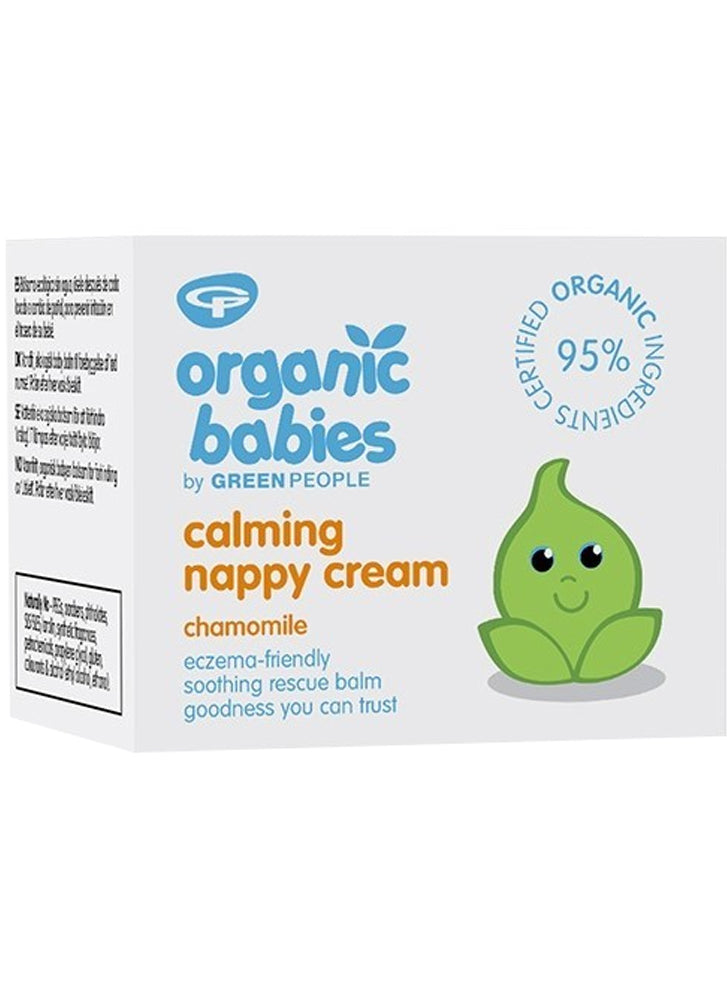 Green People Calming Nappy Cream