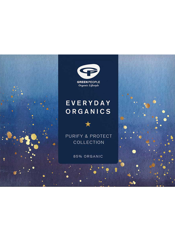 Green People Everyday Organics Purify & Protect Collection