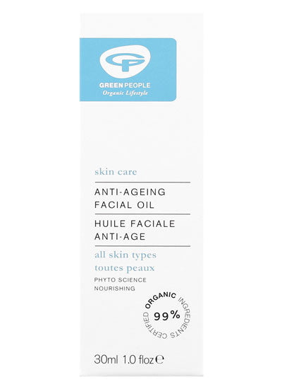 Green People Anti Ageing Facial Oil