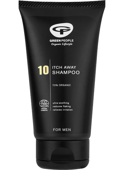 Green People Men 10 Itch Away Shampoo