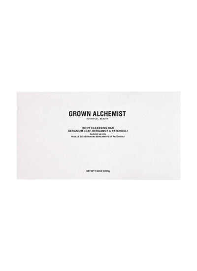 Grown Alchemist Body Cleansing Bar