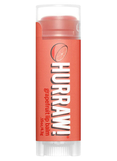 Hurraw Grapefruit Lip Balm