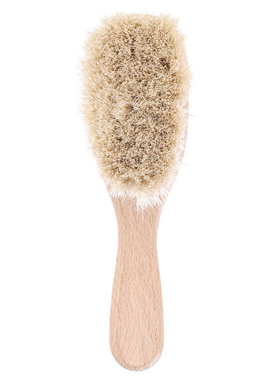 Hydrea Baby Brush with Soft Goats Hair Bristles