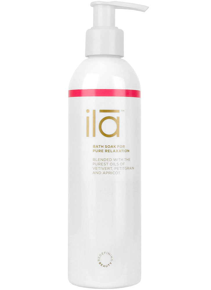 Ila Bath Soak for Pure Relaxation