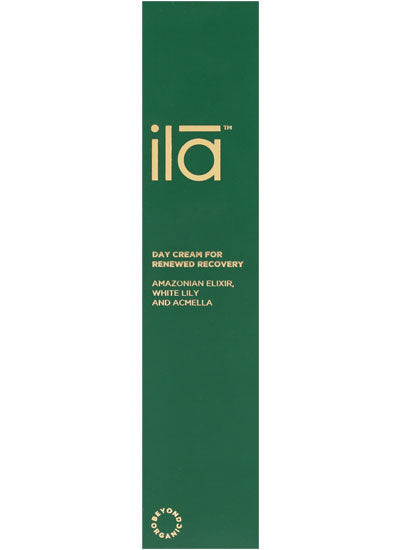 Ila Day Cream for Renewed Recovery