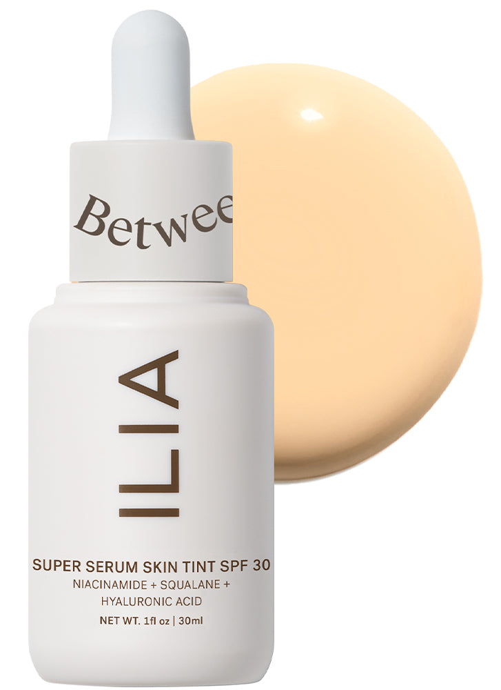 Ilia Super Serum Skin Tint Broad Spectrum SPF 30