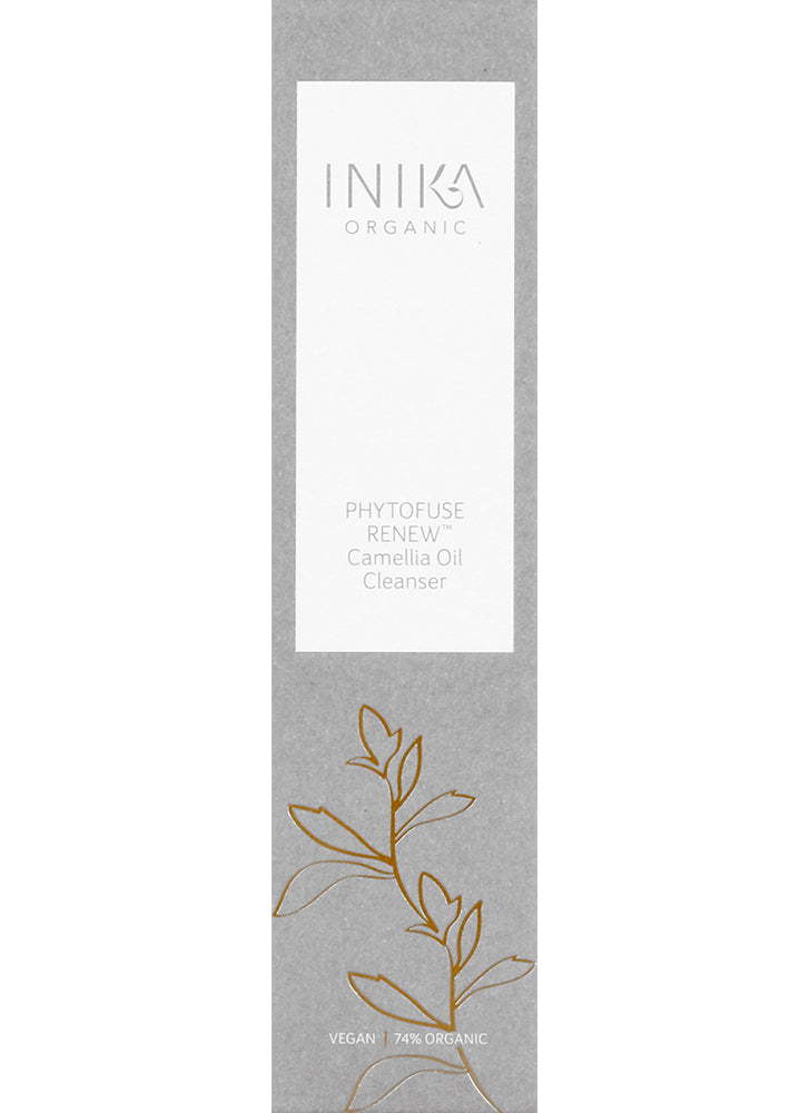 Inika Phytofuse Renew Camellia Oil Cleanser