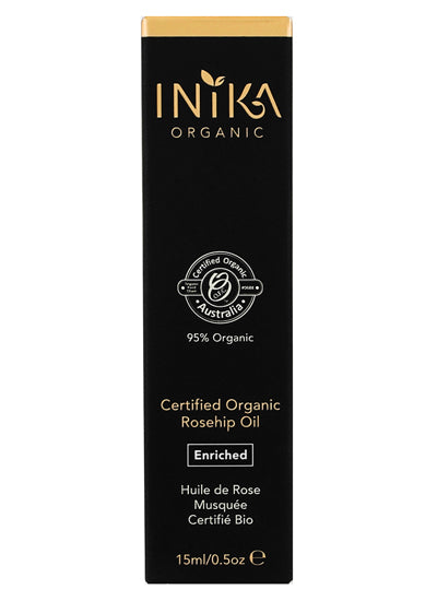 Inika Organic Enriched Rosehip Oil