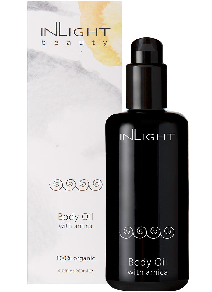 Inlight Body Oil with Arnica