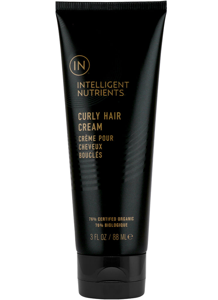 Intelligent Nutrients Curly Hair Cream