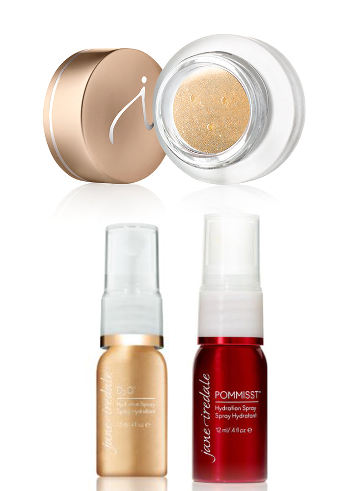 Jane Iredale 12 Days of Celestial Skincare Makeup (worth £145)