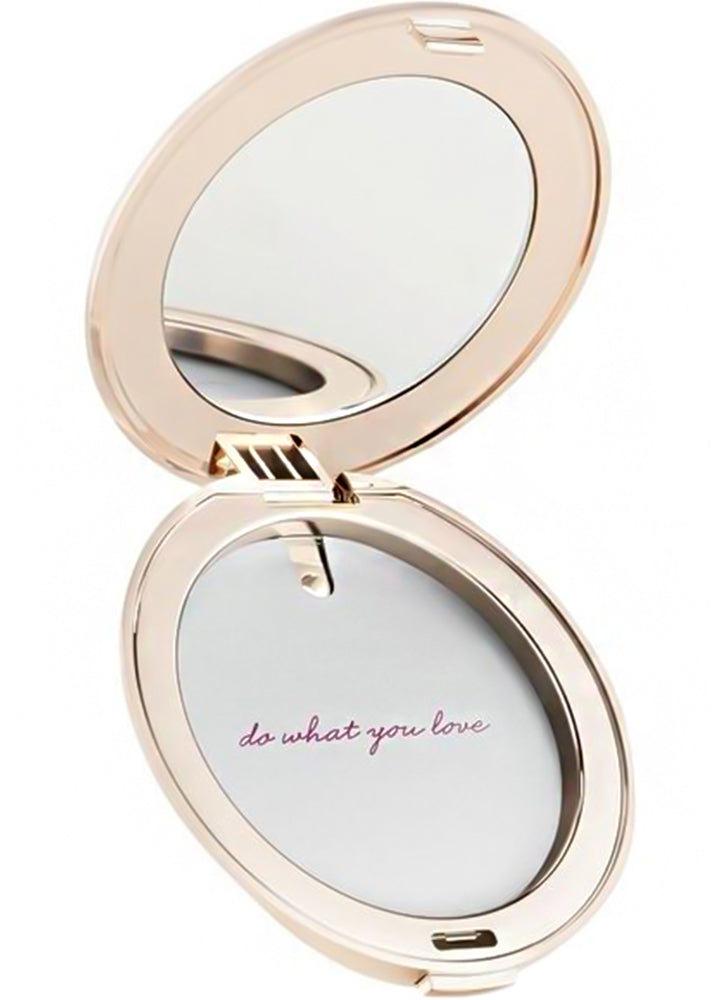 Jane Iredale Refillable Compact Rose Gold