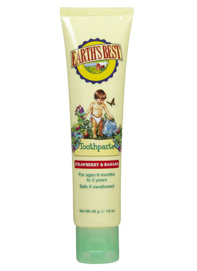 Jason Earth's Best Toddler Toothpaste