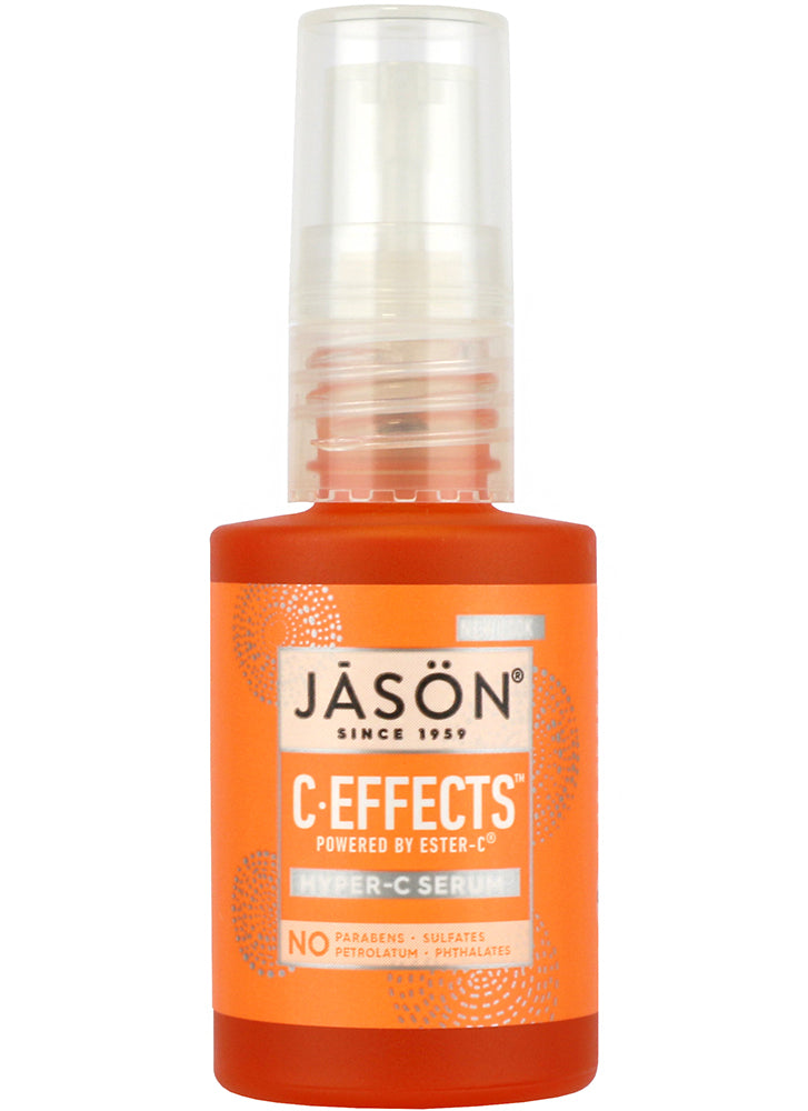 Jason C Effects Hyper Serum
