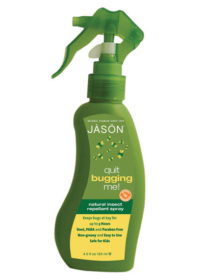 Jason Quit Bugging Me Natural Insect Repellent
