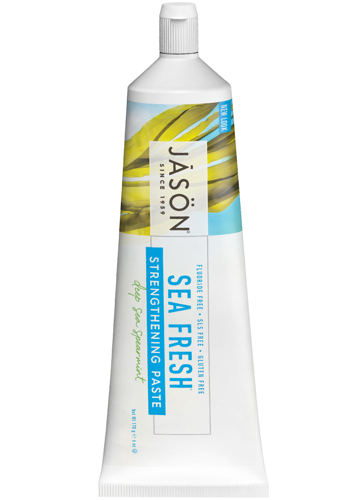 Jason Sea Fresh Antiplaque & Strengthening Toothpaste