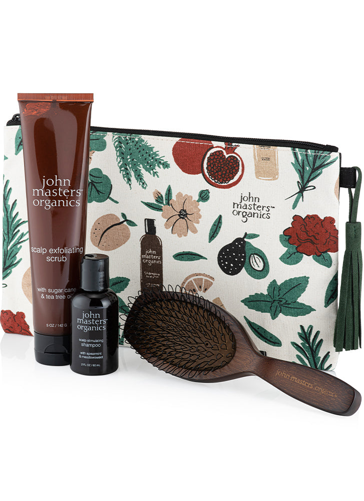 John Masters Organics Fresh Collection (worth £72)