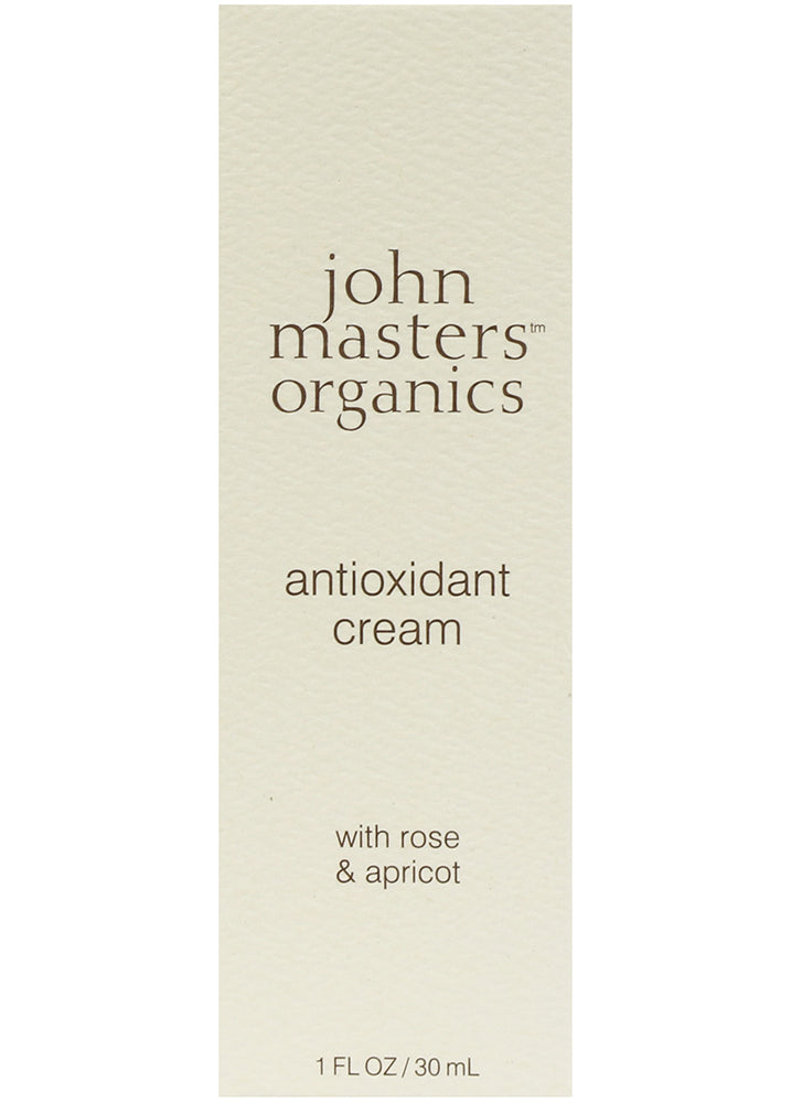 John Masters Antioxidant Cream with Rose and Apricot