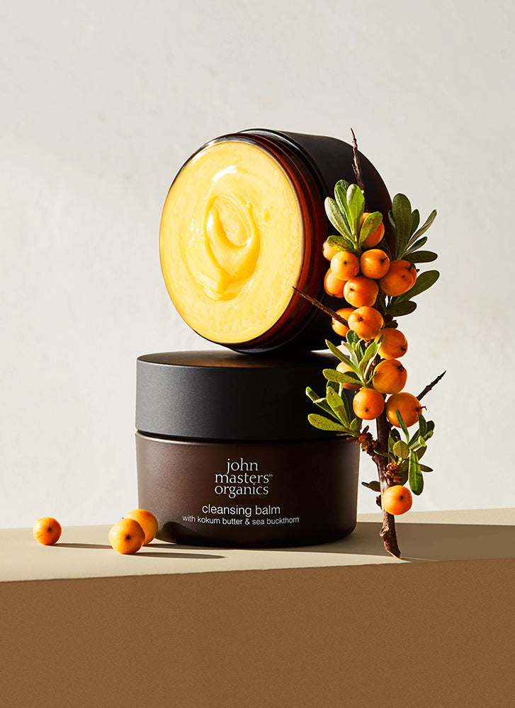 John Masters Cleansing Balm with Kokum Butter and Sea Buckthorn