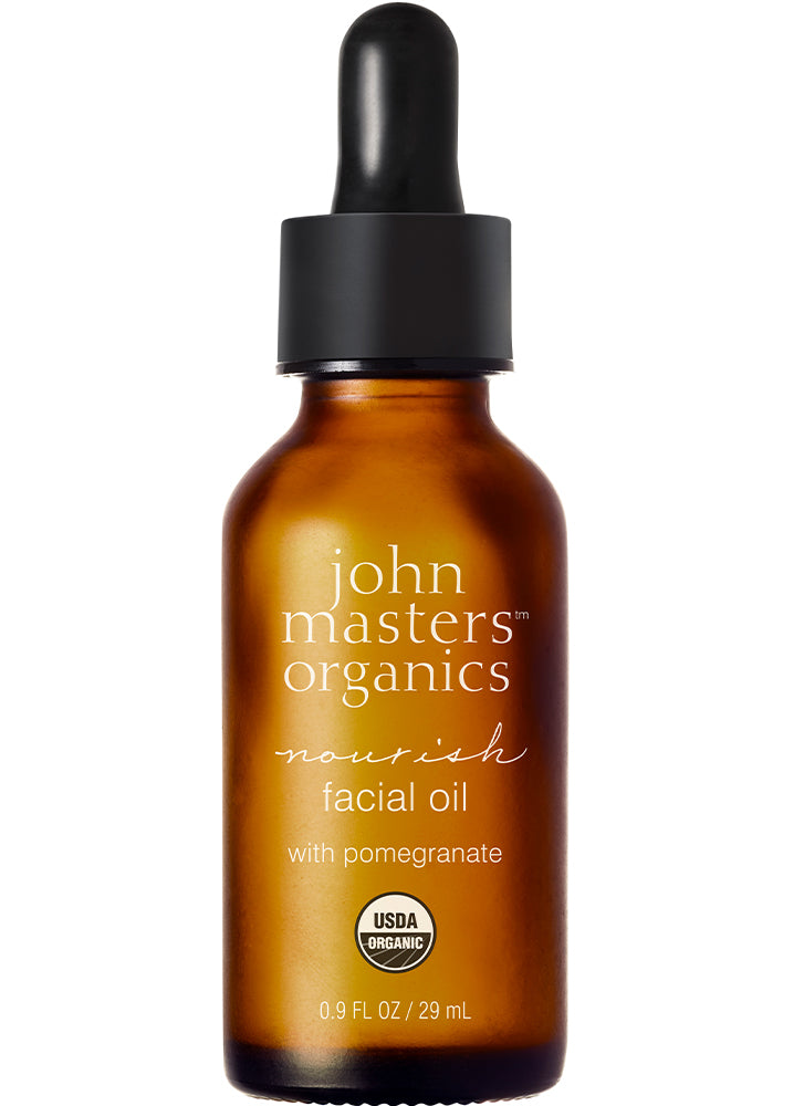 John Masters Nourish Facial Oil with Pomegranate