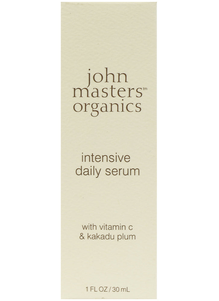 John Masters Intensive Daily Serum with Vitamin C & Kakadu Plum
