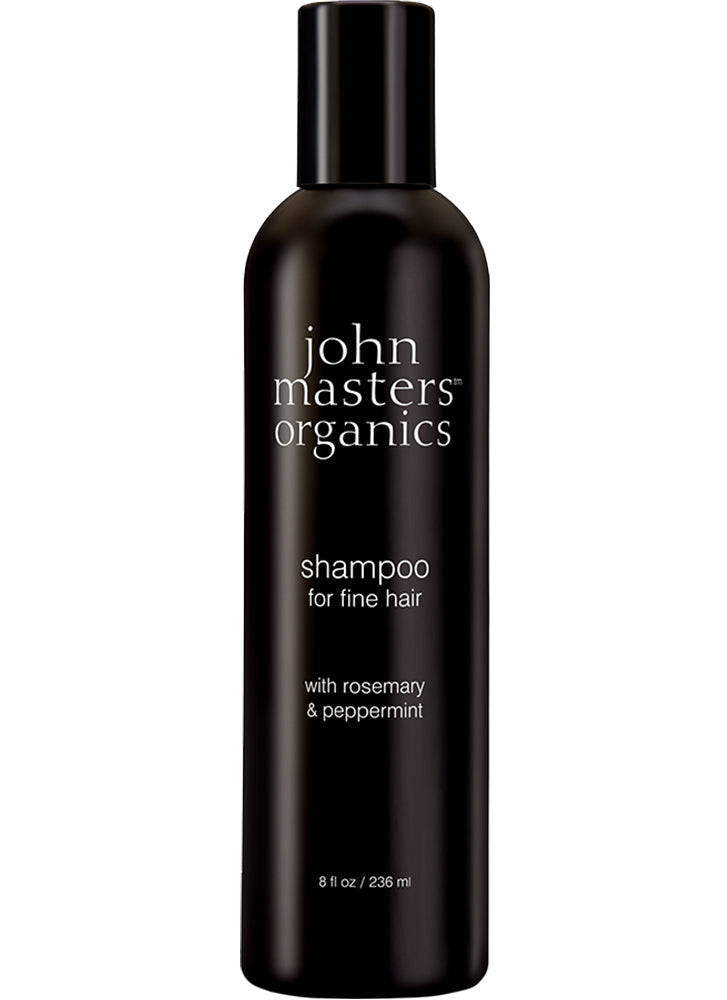 John Masters Shampoo for Fine Hair with Rosemary & Peppermint
