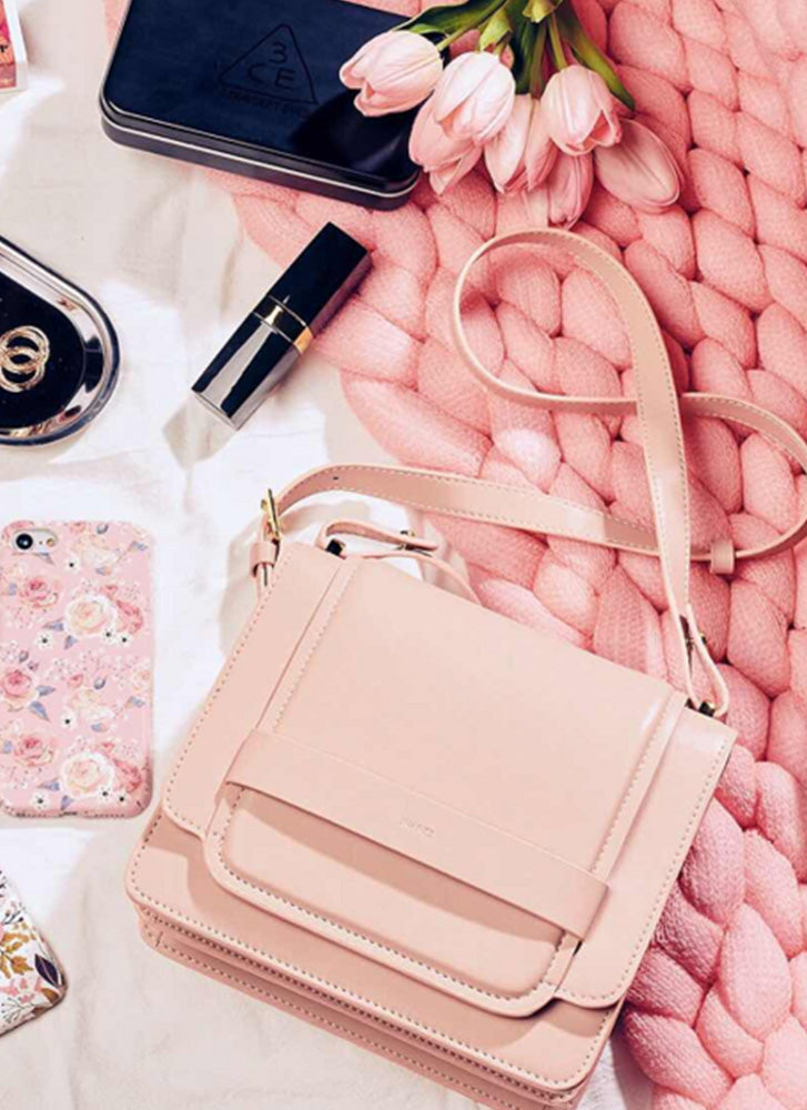 JW PEI The Fiona Bag Blush