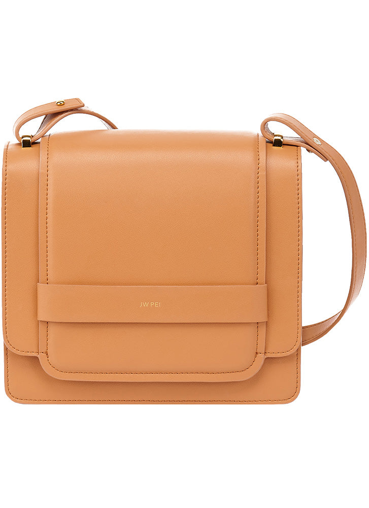 JW PEI The Fiona Bag Tan