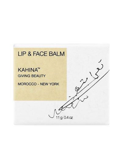 Kahina Lip & Face Balm
