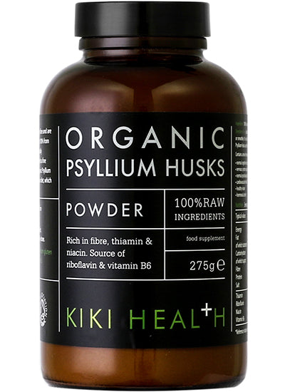 KIKI Health Psyllium Husk Powder