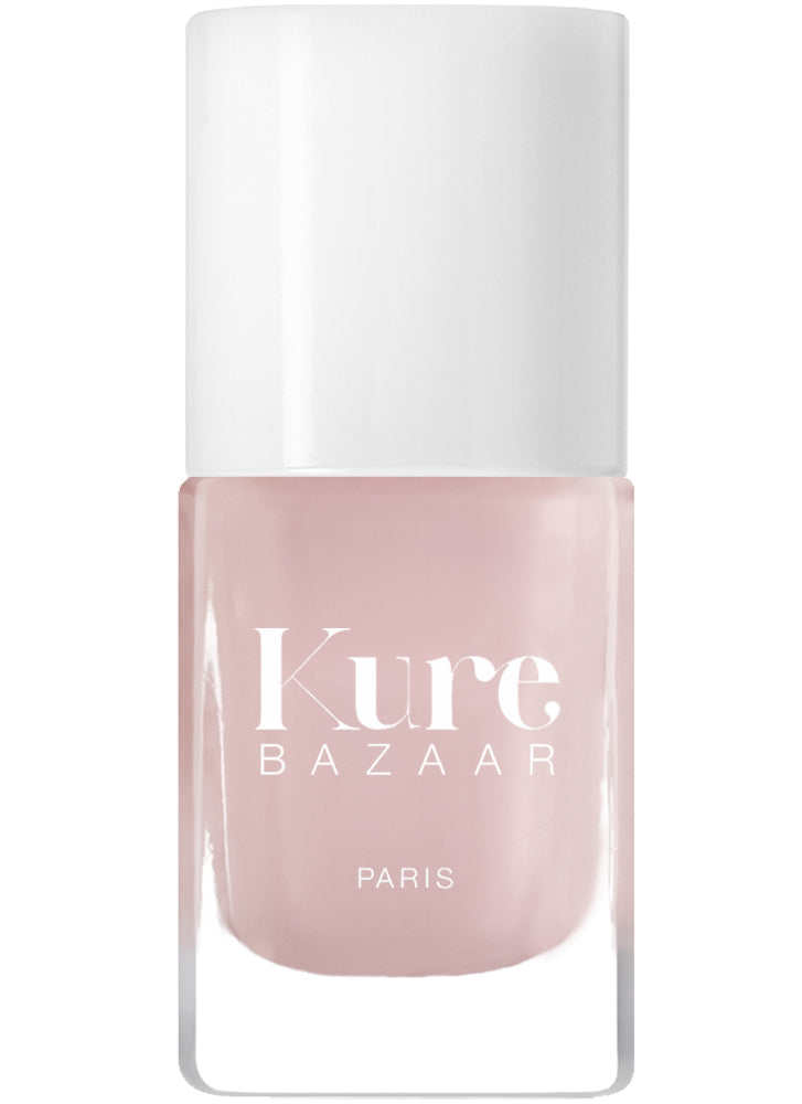 Kure Bazaar Nail Polish ROSE SNOW
