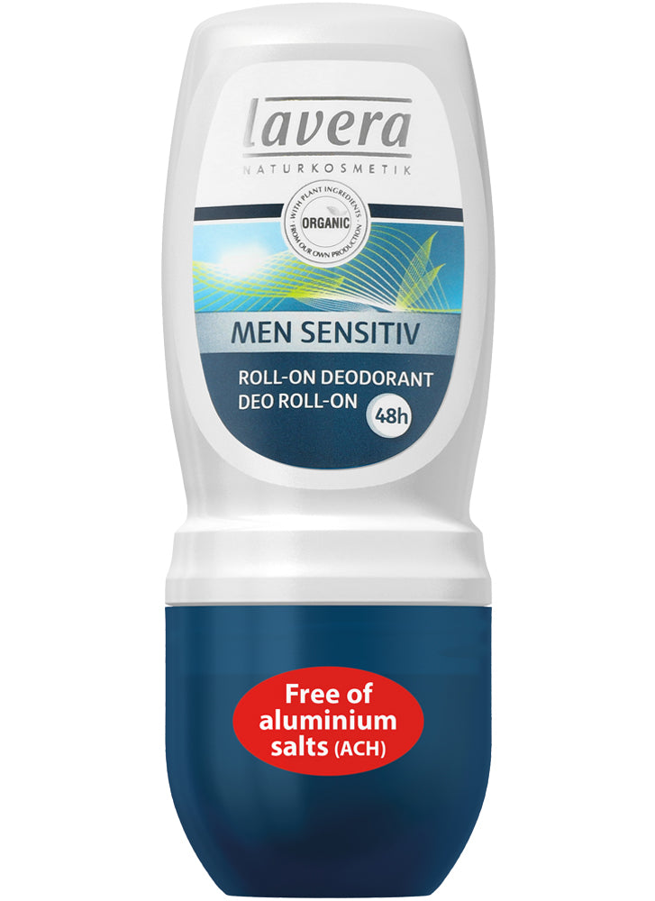 Lavera Men Sensitive 48H Deodorant Roll On