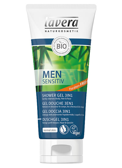 Lavera Men 3 in 1 Shower Gel
