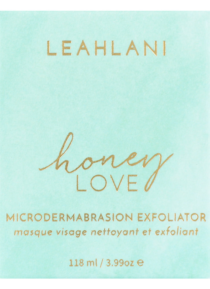 Leahlani Skincare Honey Love Exfoliator