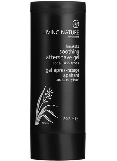 Living Nature Soothing Aftershave Gel