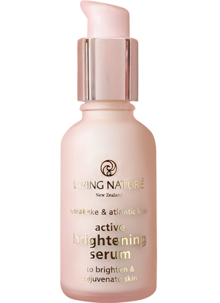 Living Nature Active Brightening Serum