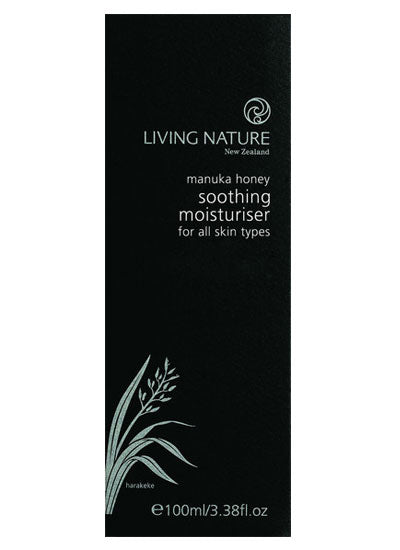 Living Nature Men Soothing Moisturiser